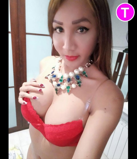 Escort Alondra Trans