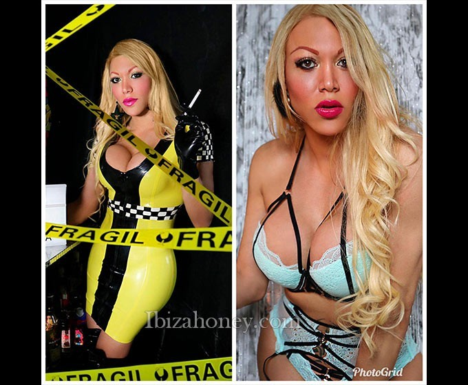 prostitutes ibiza Nina Trans