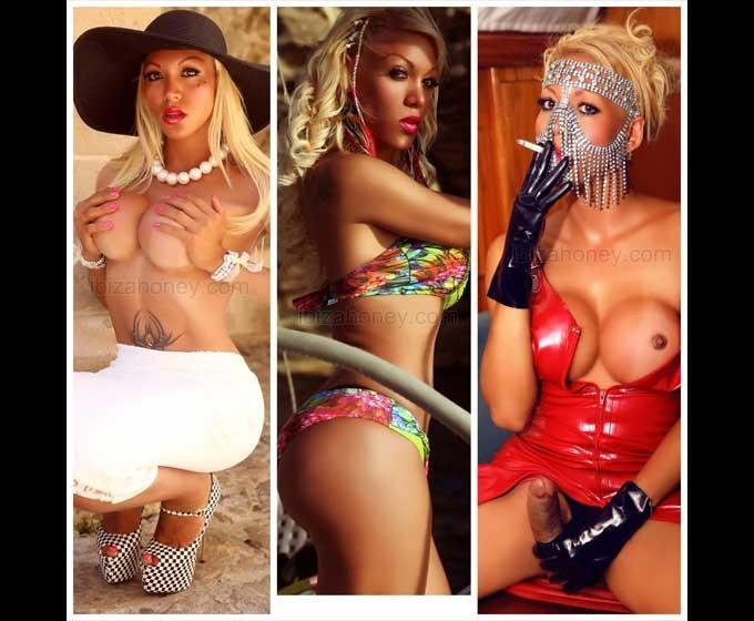 ibiza callgirls Nina Trans