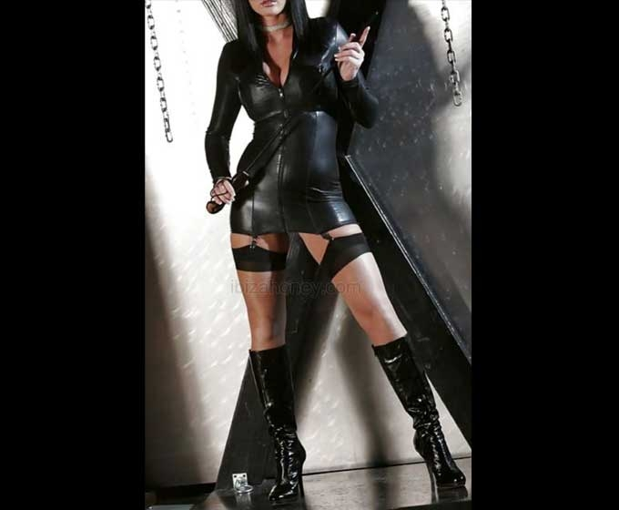 outcall escorts ibiza Nina Dominatrix