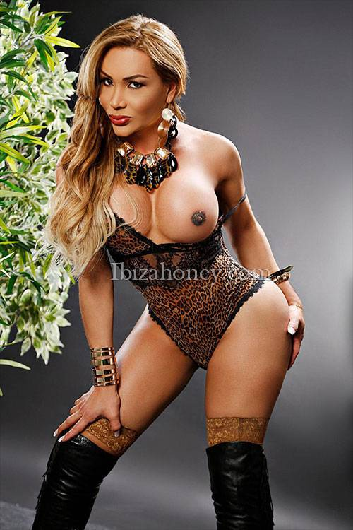 prostitutes ibiza Lorena Trans