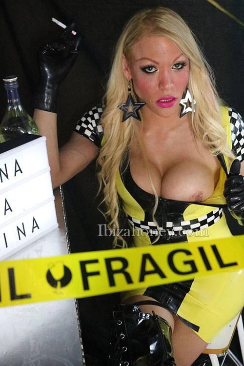callgirls in ibiza Nina Trans