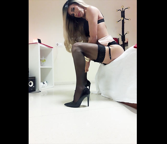 sexo en ibiza Samantha Transvestite